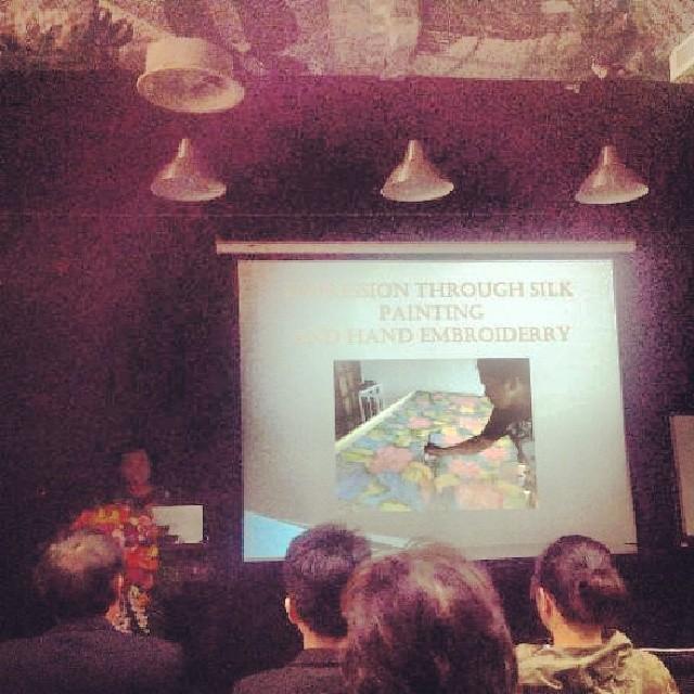 John's Exhibitions: International Embroidery art exhibition, china 2014