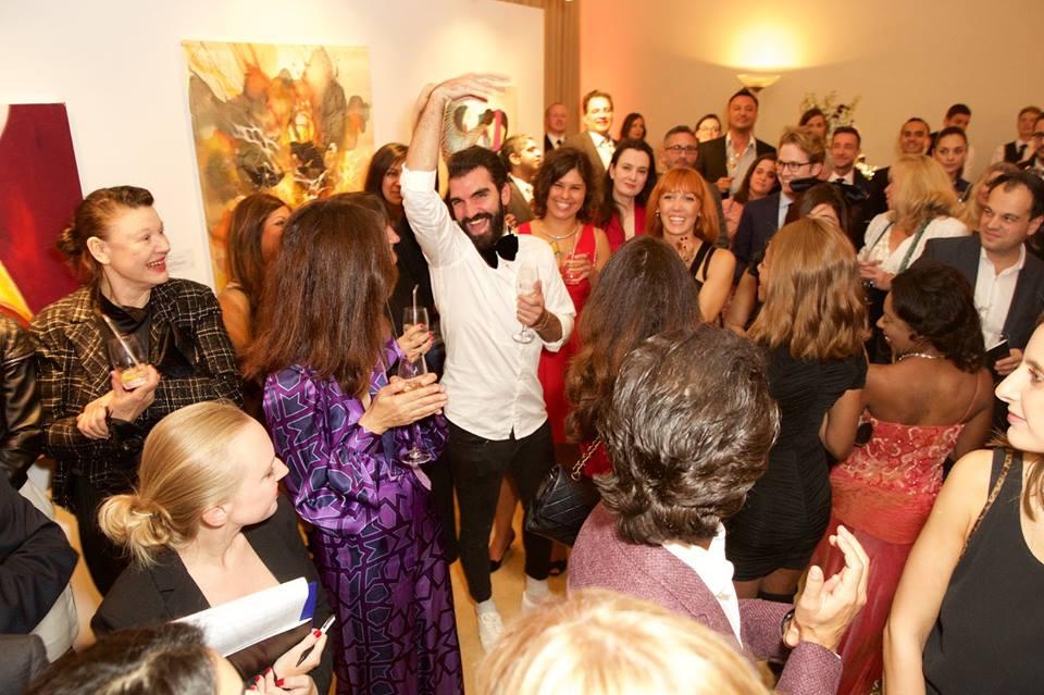 Lahd Gallery London 10/10/2015