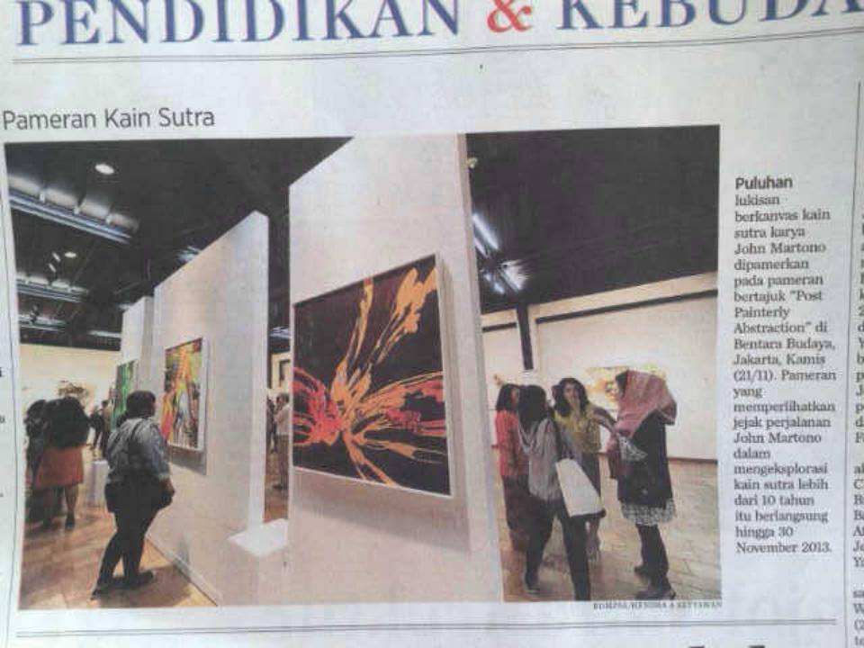 Kompas, News Paper Indonesia