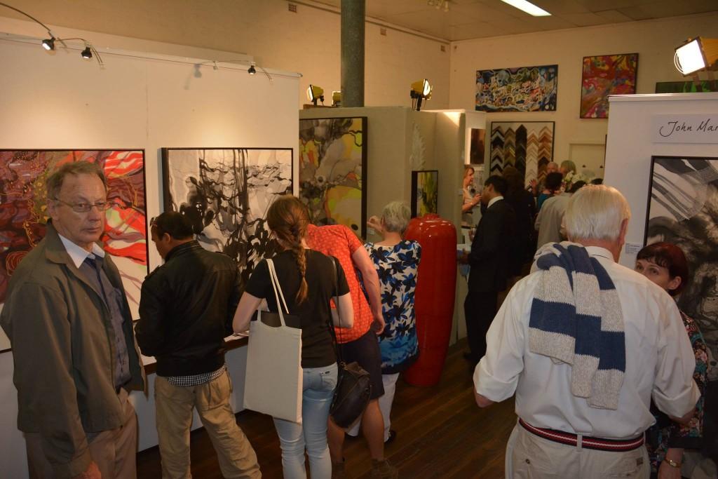 john martono exhibitions, Tusk Gallery Melbourne, march 2014