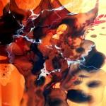 Energizer, 100x100 cm 2014