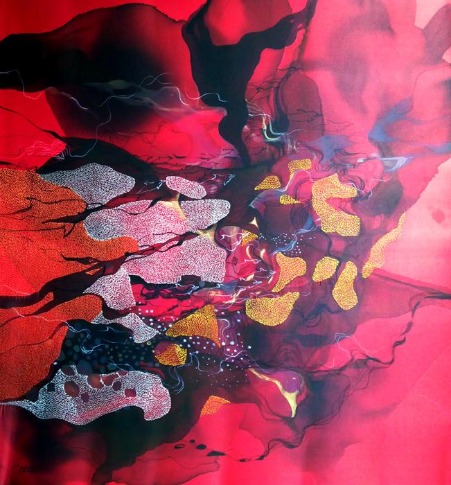 Movement IV, 115x105 cm, 2014