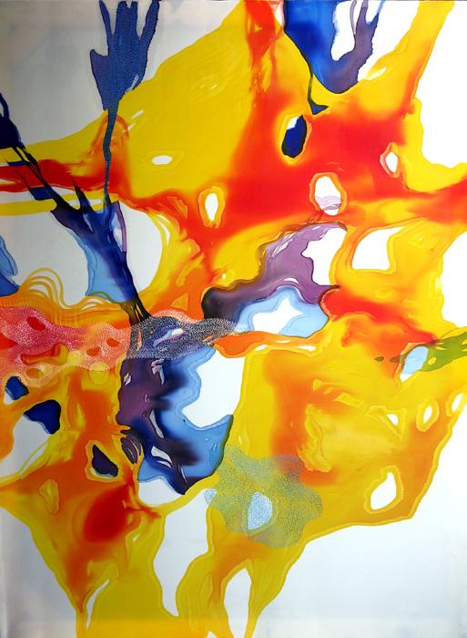 Journey , 150x100 cm 2014