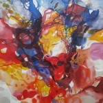 I,m in Love  107 x 140 cm