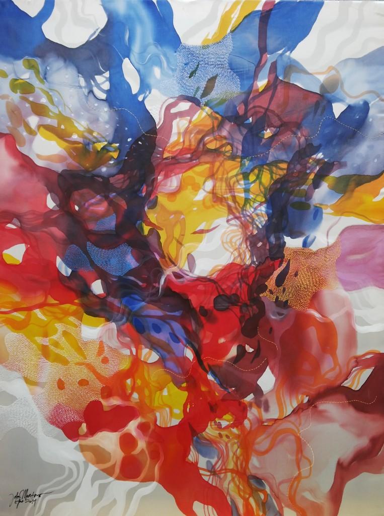 I,m in Love  107 x 140 cm